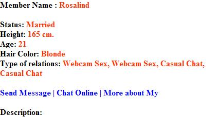 free webcam chat