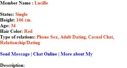dating directory